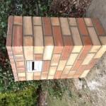 letterbox brick